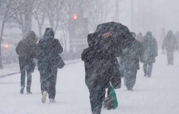 ВТюменской области резко ухудшится погода, синоптики предупредили ометелях иснегопадах