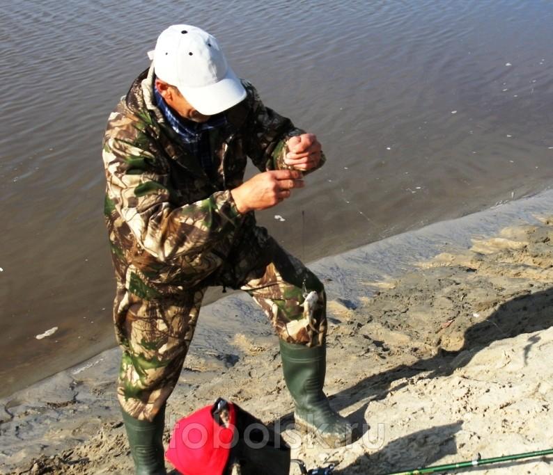 Погода рыбаку в тобольске