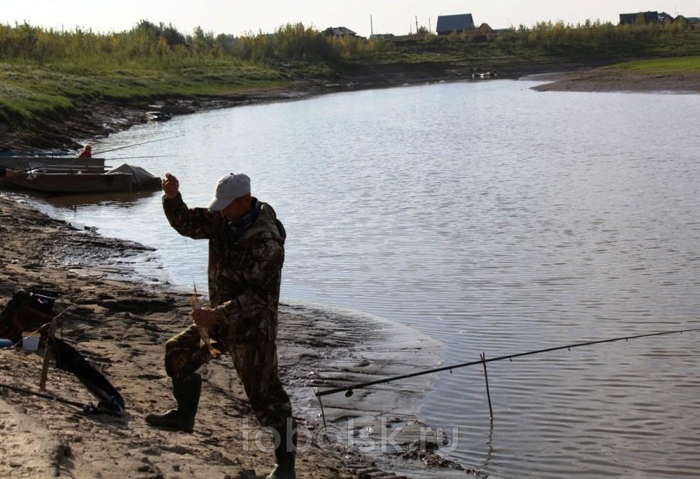 рыбалка в тобольске купить