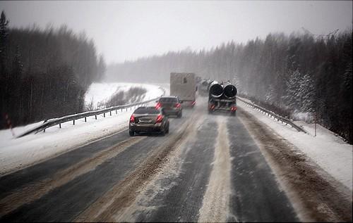 ВТюменской области качество дорог улучшилось больше чем вдвое