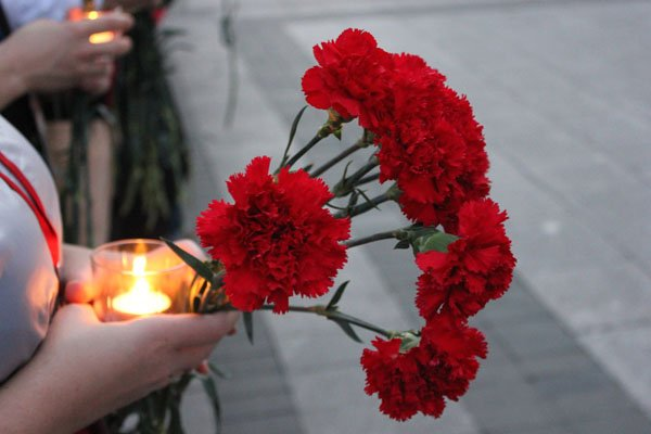 День памяти искорби отмечают в РФ 22июня