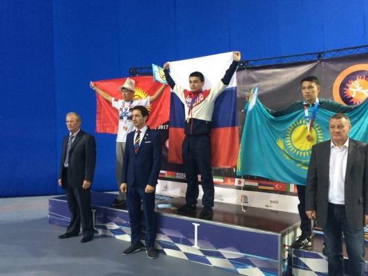 Кинешемец Валерий Смирнов стал чемпионом мира попанкратиону
