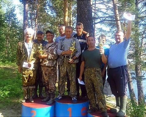 рыболовная база уватский район