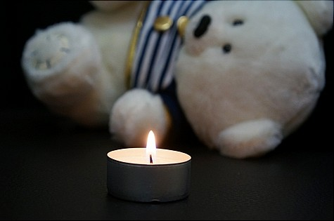 Непутевая мать довела 2-месячного сына досмерти