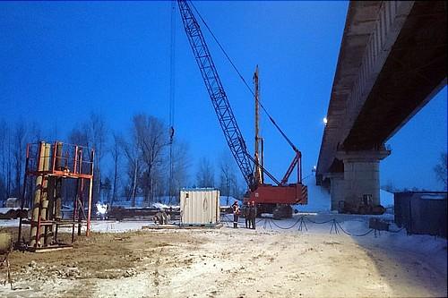 Новый мост через Тобол откроют в следующем 2017