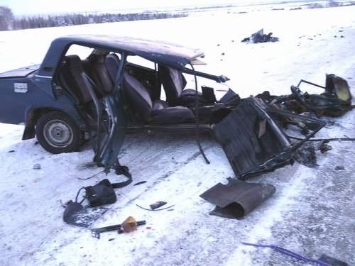 ВТюменской области водителя будут судить за смерть 3-х сестер вДТП
