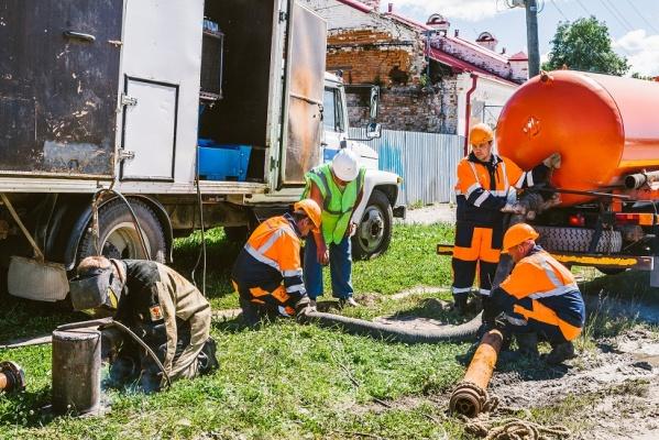 В Тобольске заменят 1 км ветхих водопроводных сетей