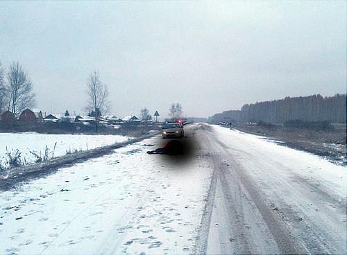 ВТюмени шофёр джипа насмерть сбил пенсионерку