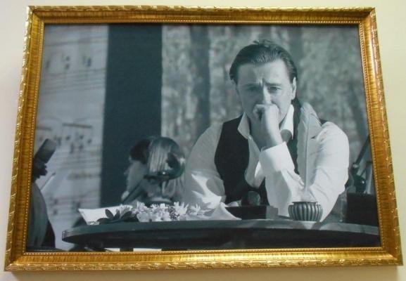 В Тобольске открылась фотовыставка знаменитостей, побывавших в нашем городе