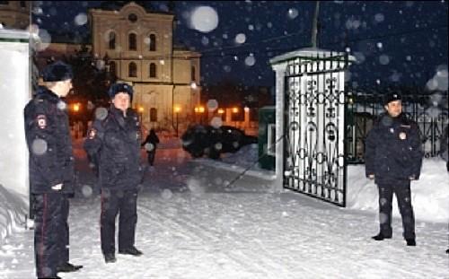 Неменее 50 000 верующих Нижегородской области встретили Рождество Христово вхрамах