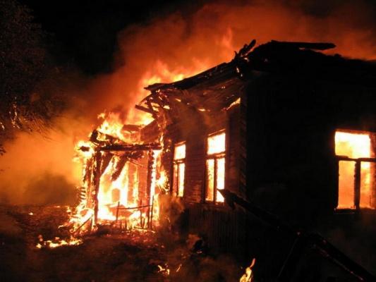 Трое тоболяков погибли на пожарах в 2019 году