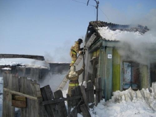 Картинки пожаров зимой