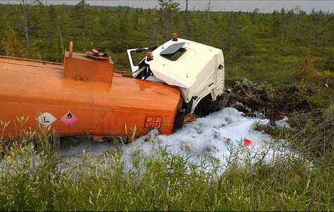 Ханты-Мансийск: Два человека сегодня погибли натрассе Тюмень
