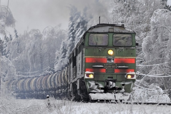 Погрузка наДальневосточной железной дороге вконце осени 2017г. подросла на14%.