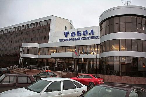 ВТобольского полицейского стрелял гость изНовосибирска
