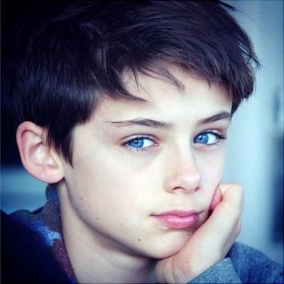 Австралийского школьника признали самым красивым мальчиком в мире