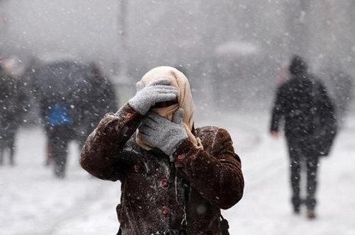 МЧС: вТюменской области с5 по9января объявлено штормовое предупреждение