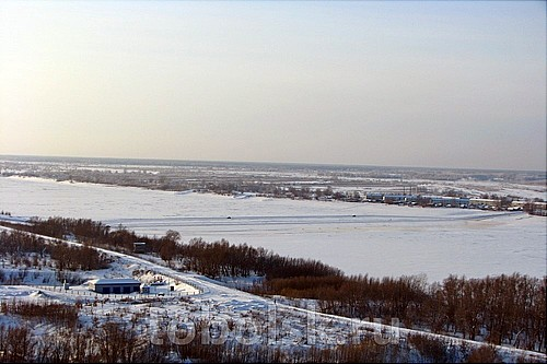 Наледовых переправах вКолпашевском районе вновь увеличен тоннаж авто