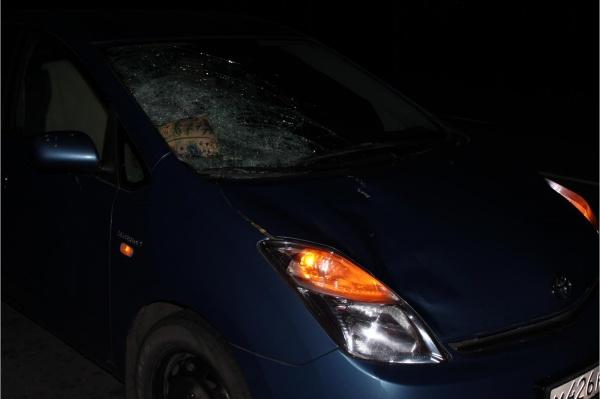 Мужчина иженщина погибли под колесами вТюменской области