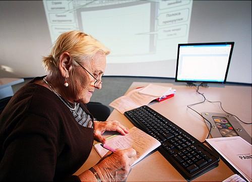 Работа пенсионерам 65 лет