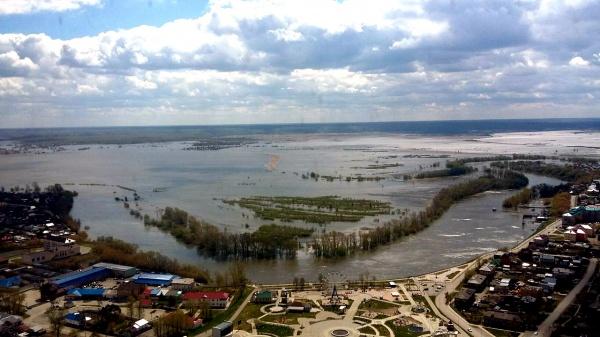 Тюменский губернатор поведал опричине паводка вИшиме