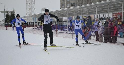 ВНИМАНИЕ «Лыжню России» вЧелябинске перенесли из-за морозов