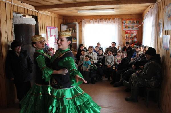 В Тобольском районе открылись Дни татарской культуры