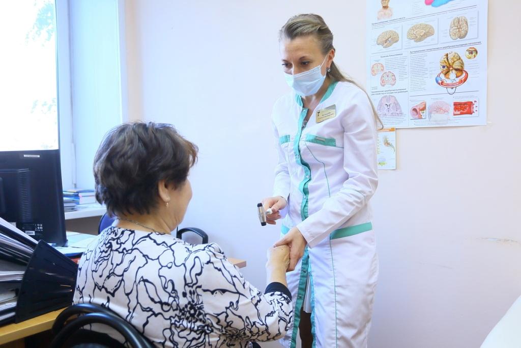 Красноярск взрослая жд поликлиника
