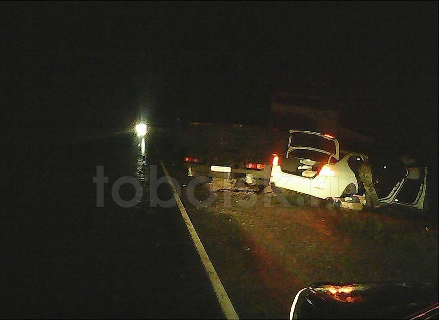 Пострадавшая вДТП натюменской трассе пассажирка скончалась в клинике