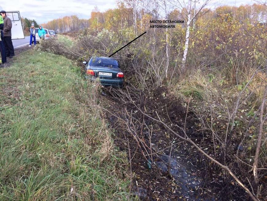 Натрассе Тюмень— Ханты-Мансийск насмерть сбили пешехода, 2-ой успел отскочить