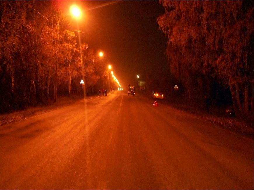 Под Тюменью около полуночи насмерть сбит 31-летний пешеход