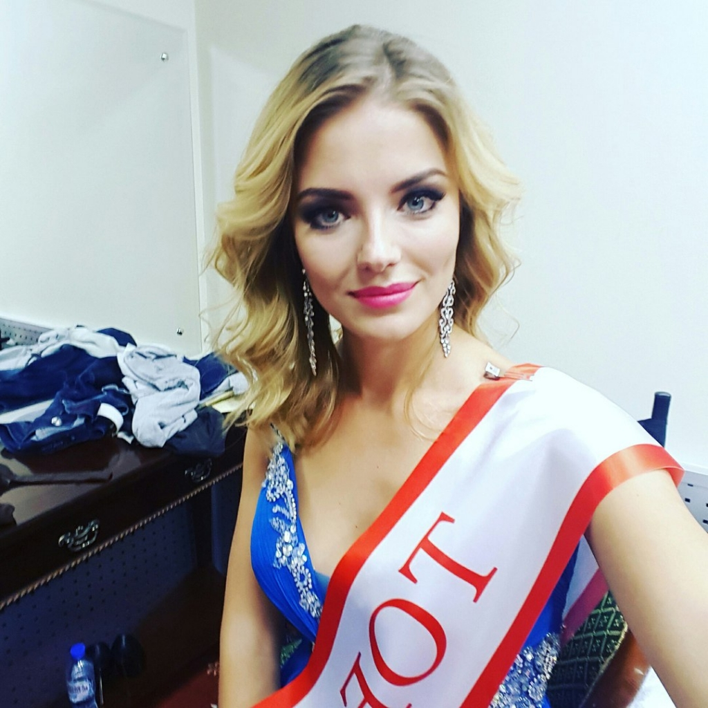 Девушка изТобольска одолела вконкурсе «Миссис Россия»